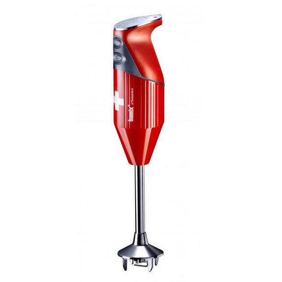 Mixeur plongeant SwissLine rouge