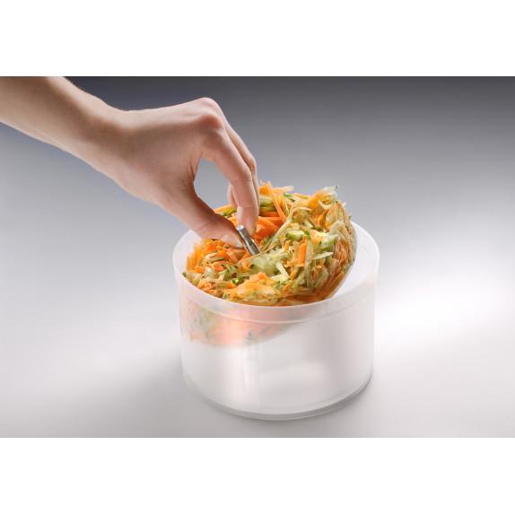 Assiette récupératrice pour SliceSy.